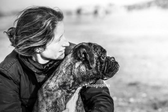 Evelyne Brun Photographe chien
