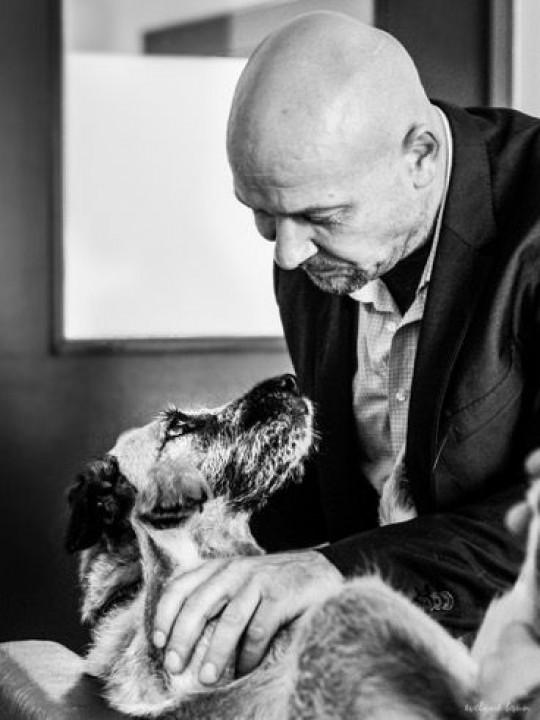 Evelyne Brun, Photographe chien